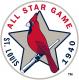 MLB All-Star Game Iron On Transfer