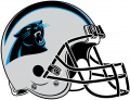 Carolina Panthers 2012-Pres Helmet iron on transfer