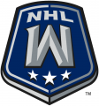 NHL Western Conference 2005-2006-Pres Alternate decal sticker