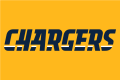 Los Angeles Chargers 2017-Pres Wordmark Logo iron on transfer