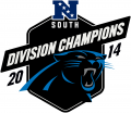Carolina Panthers 2014 Champion Logo iron on transfer