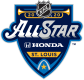 NHL All-Star Game Iron On Transfer