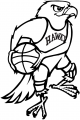 Atlanta Hawks 1968-69 Primary Logo iron on transfer