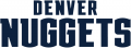 Denver Nuggets 2018-Pres Wordmark Logo decal sticker
