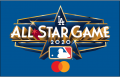 MLB All-Star Game 2020 Sponsored iron on transfer