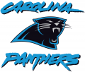 Carolina Panthers 2012-Pres Alternate Logo 04 iron on transfer