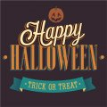 Trick or treat Halloween party shirt decals stickers 2