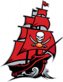 Tampa Bay Buccaneers 2014-Pres Alternate Logo iron on transfer