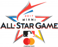 MLB All-Star Game 2017 Sponsored iron on transfer