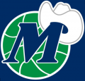 Dallas Mavericks Logo2 iron on transfer