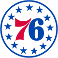 Philadelphia 76ers 2015-Pres Alternate Logo iron on transfer