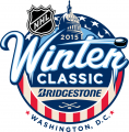 NHL Winter Classic 2014-2015 decal sticker