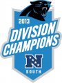 Carolina Panthers 2013 Champion Logo iron on transfer