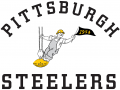 Pittsburgh Steelers 1954-1959 Alternate Logo iron on transfer