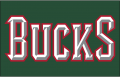 Milwaukee Bucks 2006-2015 Jersey Logo iron on transfer