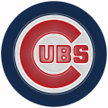 chicago cubs 1979-pres primary plastic effect logo iron on transfer