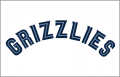 Memphis Grizzlies 2004-2018 Jersey Logo iron on transfer