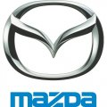 Mazda logo DIY decals stickers version 2