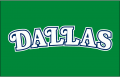 Dallas Mavericks 1980-1991 Jersey Logo iron on transfer