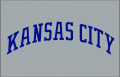 Kansas City Royals 1971-1972 Jersey Logo iron on transfer