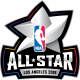 NBA All-Star Game Iron On Transfer