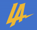 Los Angeles Chargers 2017 Unused Logo iron on transfer