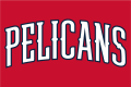 New Orleans Pelicans 2014-15-Pres Wordmark Logo iron on transfer