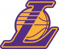 Los Angeles Lakers 2002-Pres Alternate Logo decal sticker