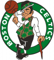 Boston Celtics 1996-97 Pres Primary Logo decal sticker