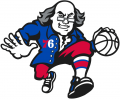 Philadelphia 76ers 2015-Pres Alternate Logo 01 iron on transfer