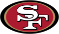 San Francisco 49ers 2009-Pres Primary Logo decal sticker