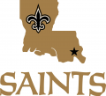 New Orleans Saints 2000-Pres Alternate Logo iron on transfer
