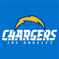 Los Angeles Chargers 2017-Pres Wordmark Logo 01 iron on transfer