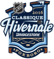 NHL Winter Classic 2015-2016 Alt. Language decal sticker
