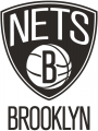 Brooklyn Nets 2013-Pres Primary Logo decal sticker