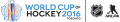 World Cup of Hockey 2016-2017 Wordmark iron on transfer