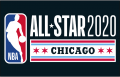 NBA All-Star Game 2019-2020 Dark iron on transfer