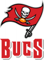 Tampa Bay Buccaneers 2014-Pres Wordmark Logo 03 iron on transfer