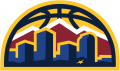 Denver Nuggets 2019-Pres Alternate Logo decal sticker