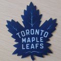 Toronto Maple Leafs Logo Sublimiation Patches
