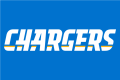 Los Angeles Chargers 2017-Pres Wordmark Logo 04 iron on transfer