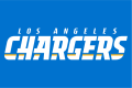Los Angeles Chargers 2017-Pres Wordmark Logo 03 iron on transfer