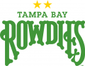 Tampa Bay Rowdies Logos 01 iron on transfer