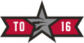 NBA All-Star Game 2015-2016 Wordmark 01 iron on transfer