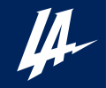 Los Angeles Chargers 2017 Unused Logo 01 iron on transfer