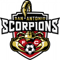 San Antonio Scorpions Logos iron on transfer