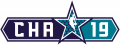 NBA All-Star Game 2018-2019 Wordmark iron on transfer
