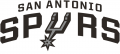 San Antonio Spurs 2017-18-Pres Primary Logo iron on transfer