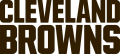 Cleveland Browns 2015-Pres Wordmark Logo iron on transfer
