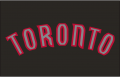 Toronto Raptors 2009-2015 Jersey Logo decal sticker